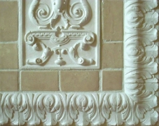 Acanthus Liner and Corner