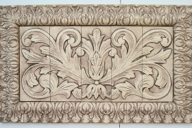 Acanthus Liners and Corners from Andersen Ceramics