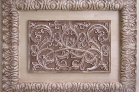 English Panel for Decorative Backsplash