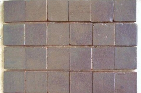 Field Tiles for Decorative Wall Tile