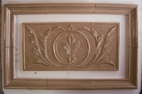 Fleur de Lis for Kitchen Backsplash