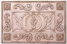 Fleur de Lis from Andersen Ceramics