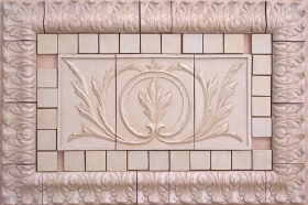 Fleur de Lis for Decorative Mural