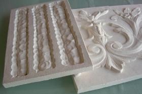Floral Tile for Decorative Backsplash