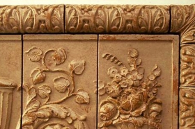 Henry's Liners Surround Urn Panel