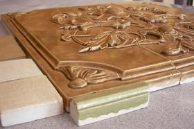 Raised Panel tile Sampler