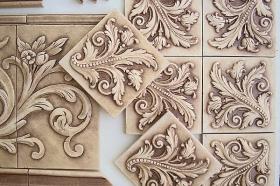 Twisted Leaf tile Sampler