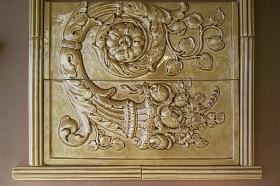 Urn Panel from Andersen Ceramics