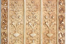 Vertical Urn for Interior Design