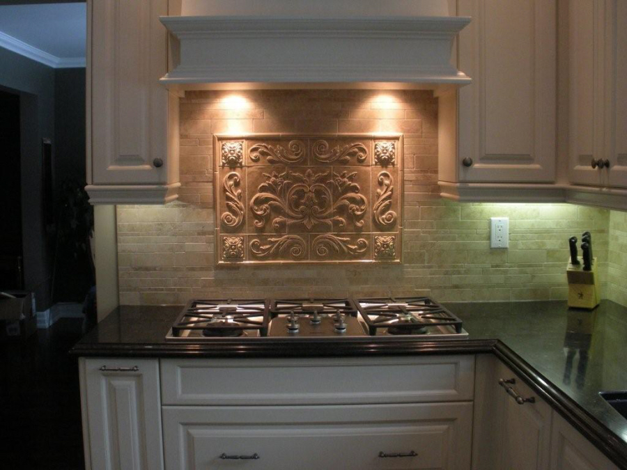 decorative tile inserts kitchen backsplash installations andersen ceramics 4972