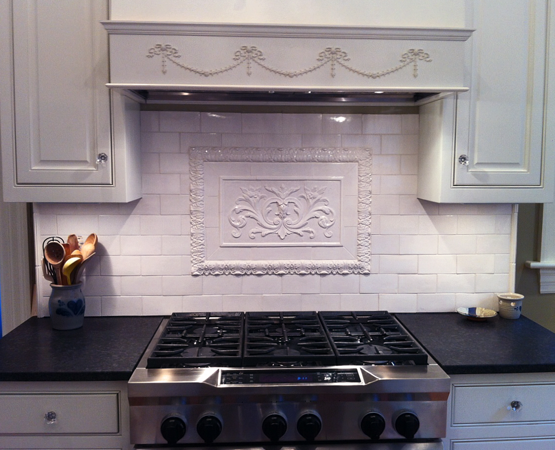 decorative tile inserts kitchen backsplash installations andersen ceramics 7591